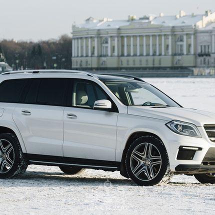 Аренда авто Mercedes GL