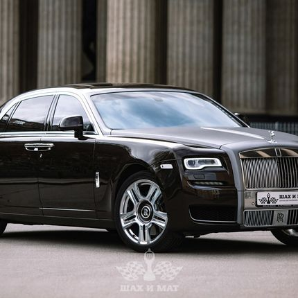 Rolls-Royce Ghost Long в аренду