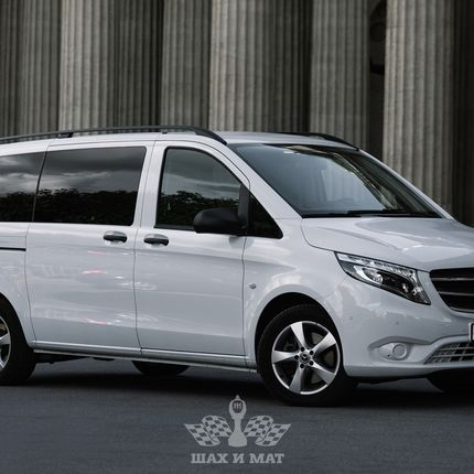 Mercedes Vito (NEW) в аренду