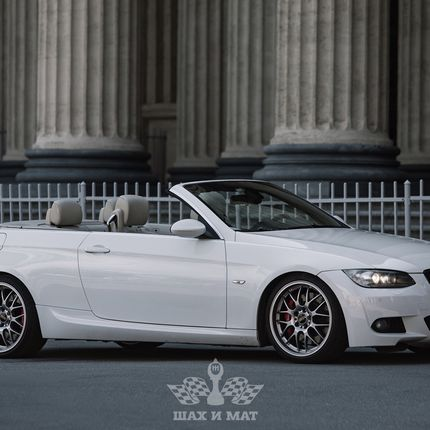 BMW 3 (E90) cabrio в аренду
