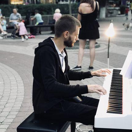 Живая фортепианная музыка