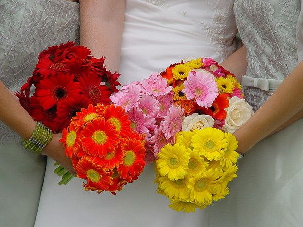свадебная флористика - фото 543693 Магазин цветов Азалия