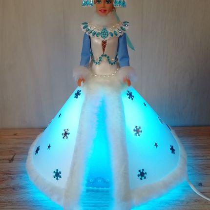 Светильник-снегурочка