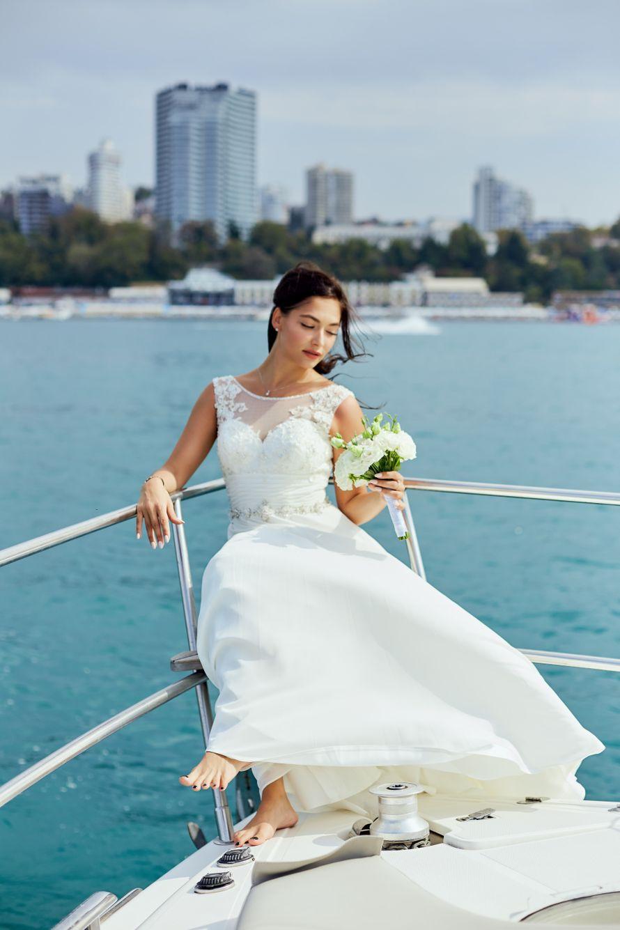 Свадьба в Сочи на яхте - фото 17898566 Яхты Сочи - аренда транспорта