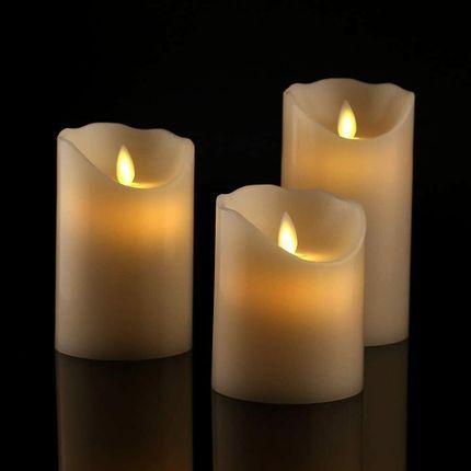 Светодиодные свечи, 1 шт.