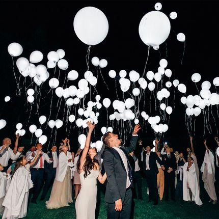 Светящиеся шары, 50 шт