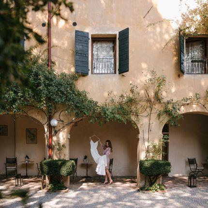 Организация свадьбы возле Венеции