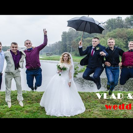 Видеосъёмка полного дня - пакет Classic Wedding