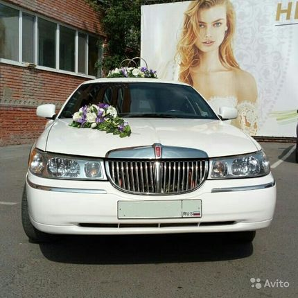 Аренда lincoln town