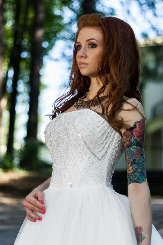 Фото 17985860 в коллекции Фото сеиия для салона свадебных платьев - Ирина Алексеева - визажист