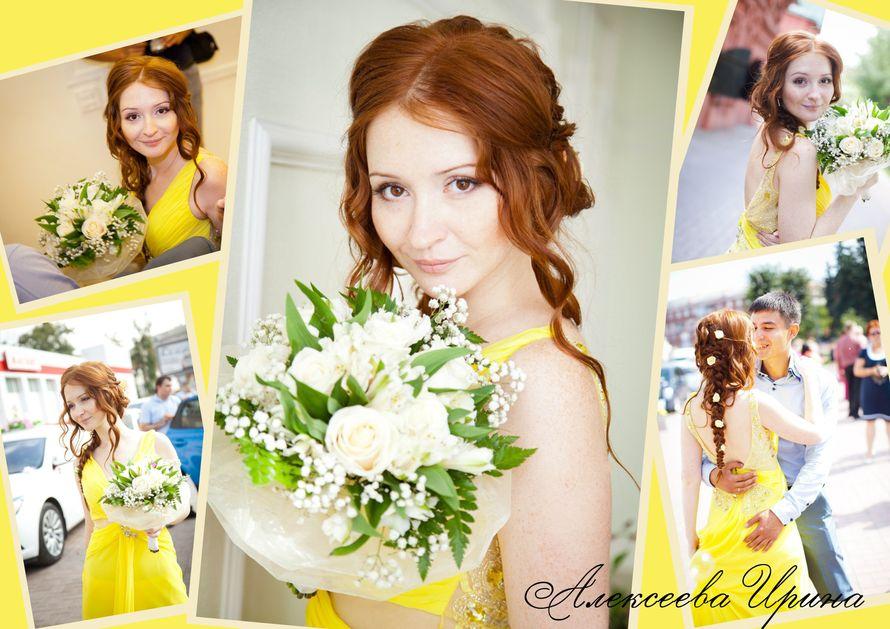 Фото 17985904 в коллекции Мои невесты - Ирина Алексеева - визажист