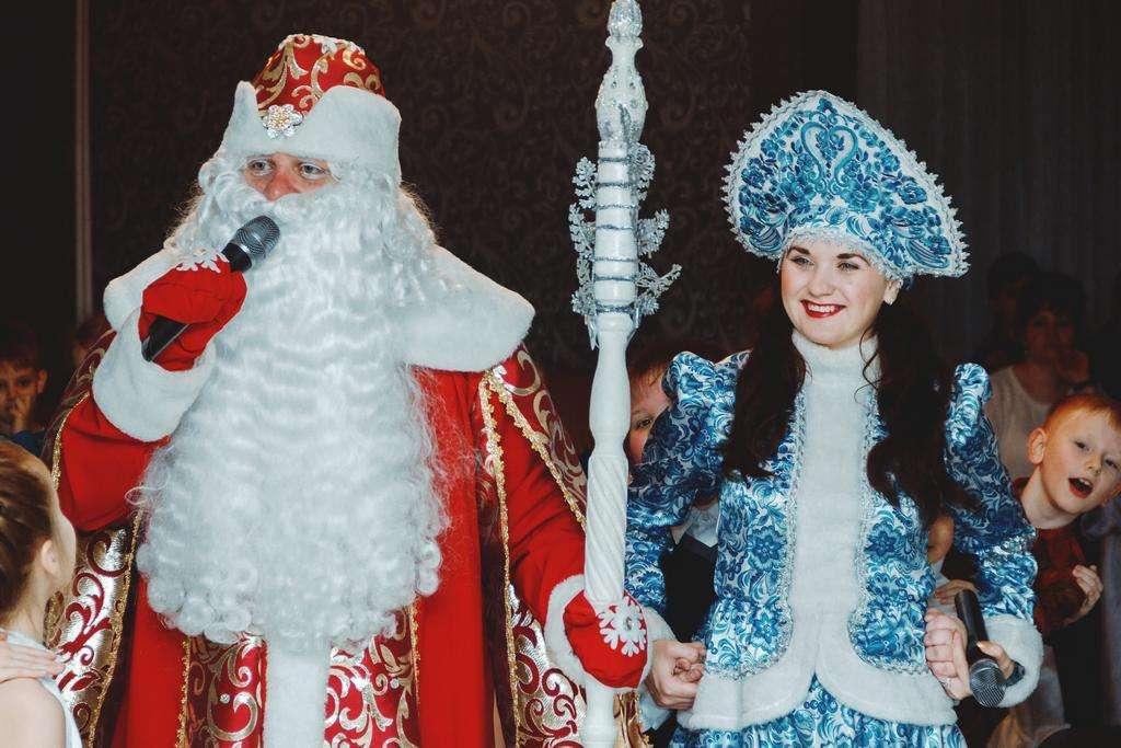 Фото 17993086 в коллекции Новогодние корпоративы и утренники - Ведущая Ольга Кузнецова