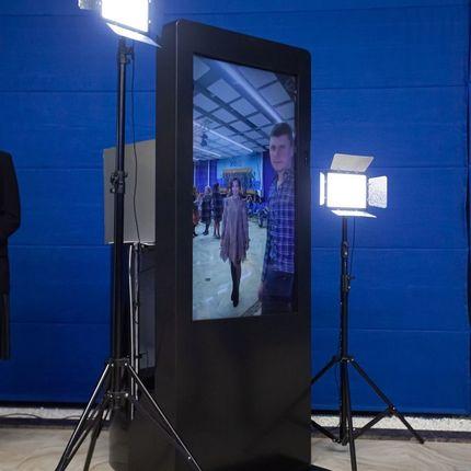 Фотостойка с дополненной реальностью в аренду, от 2-х часов