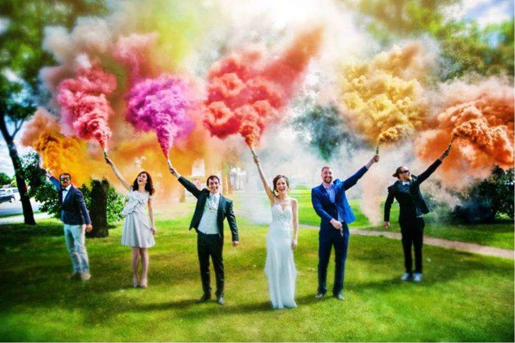 Фото 18019914 в коллекции Цветной дым , меловая смываемая краска - Копания Dilver - цветной дым и меловые краски
