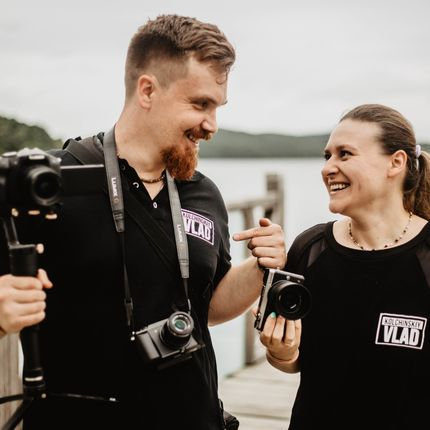 Видеосъёмка неполного дня - пакет Свадьба для двоих