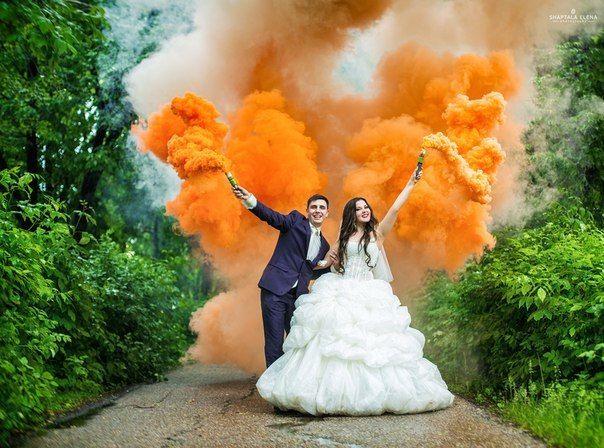 """Фото 18034546 в коллекции Цветной Дым - """"Ярус"""" - цветной дым"""