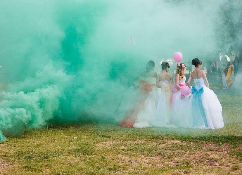 """Фото 18034556 в коллекции Цветной Дым - """"Ярус"""" - цветной дым"""