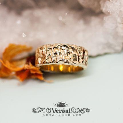 Парные обручальные кольца, артикул VGOK0162