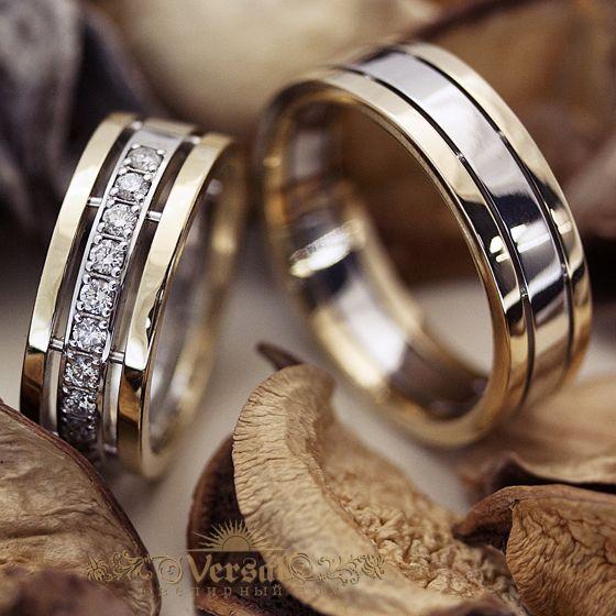 Обручальные кольца Краснодар - фото 18048870 Ювелирный Дом Versal