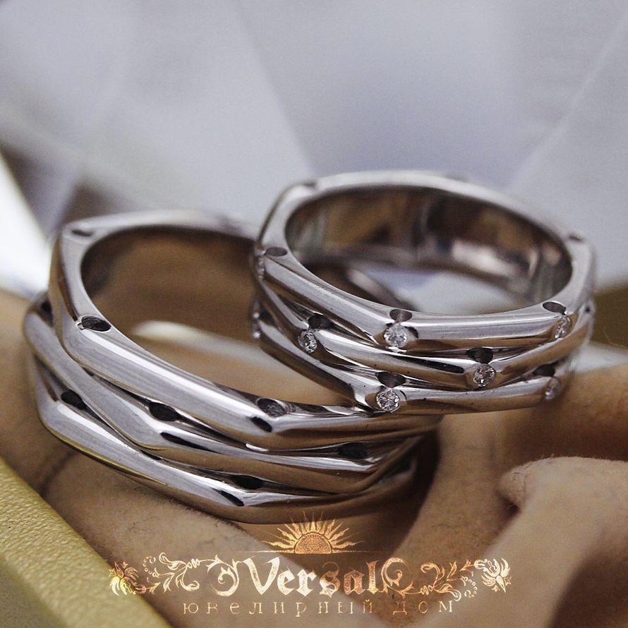 Обручальные кольца Краснодар - фото 18048938 Ювелирный Дом Versal