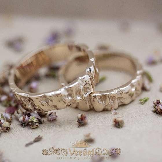 Обручальные кольца Краснодар - фото 18049000 Ювелирный Дом Versal
