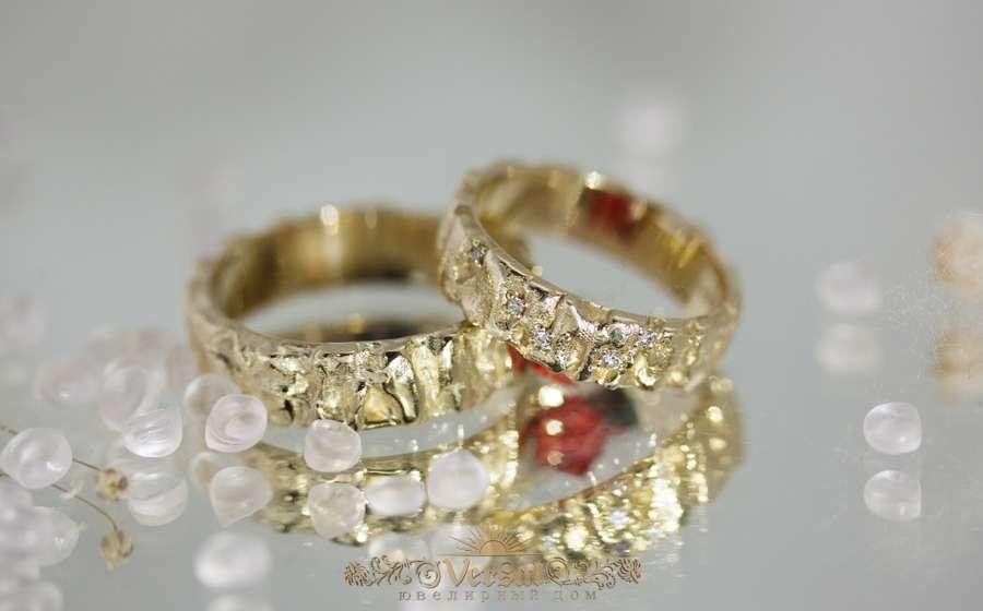 Обручальные кольца Краснодар - фото 18049002 Ювелирный Дом Versal
