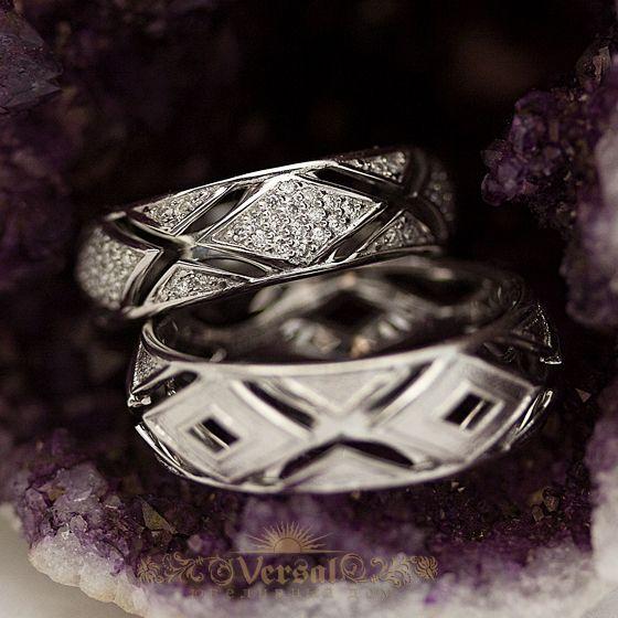 Обручальные кольца Краснодар - фото 18049088 Ювелирный Дом Versal