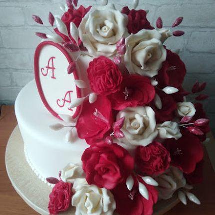 Мастичный торт, 1 кг