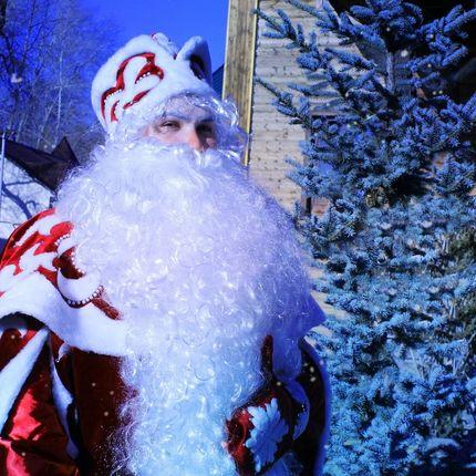 Шоу-программа «Десятиминутка Деда Мороза»