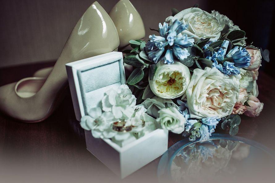 """Букет невесты """"Иней"""" 2018 - фото 18091774 Студия декора """"Lovely"""""""