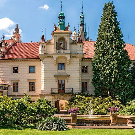 Организация свадьбы в замке Пругонице