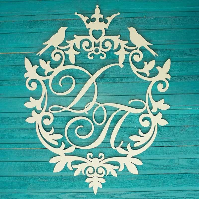 """Фото 18129596 в коллекции Вензели и монограммы - Мастерская аксессуаров """"Свадебная коробка"""""""