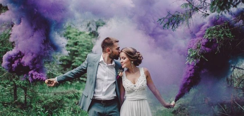 эффекты для свадебных фотографий макияж, дерзкая