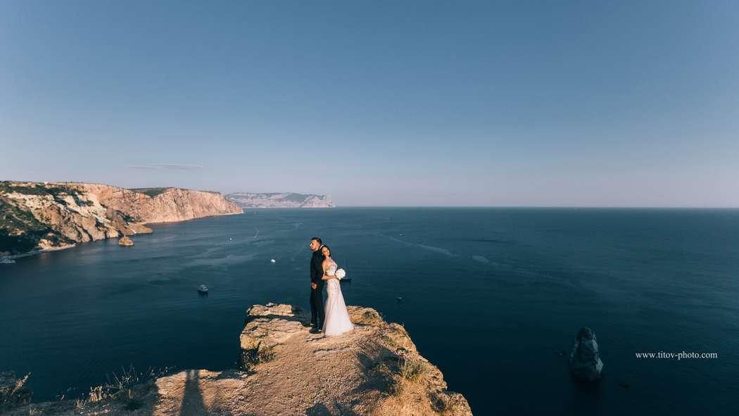 Фото 18150366 в коллекции Wedding Yalta - Фотограф Титов Андрей