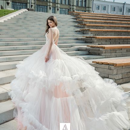 "Платье ""Миндаль"""