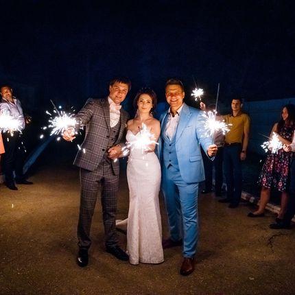 Проведение свадьбы + DJ + скидка 10%