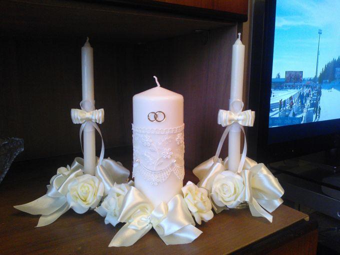 Как сделать очаг на свадьбу своими руками