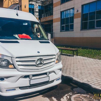 Mercedes Benz Sprinter, 20 мест (Люкс) в аренду