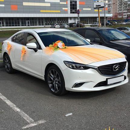 Аренда Mazda 6, 1 час
