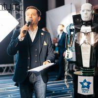 Робот-соведущий церемонии