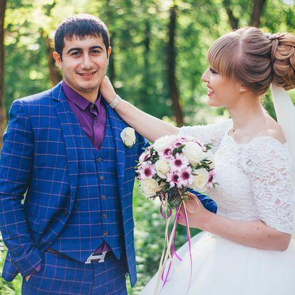 """Фотосъёмка полного дня - пакет """"Полный свадебный день"""""""