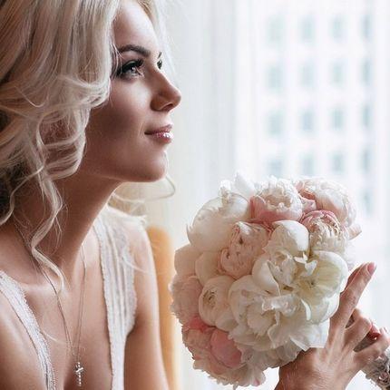 Макияж + прическа невесты + репетиция