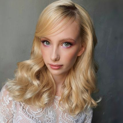 "Репетиция образа ""Причёска + макияж"""