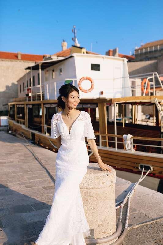 Фото 18259056 в коллекции Свадебная фотосессия в Дубровнике - Фотограф Максим Мота