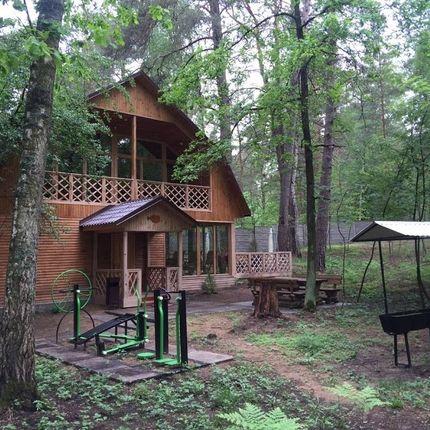 Уникальная баня в лесу в аренду