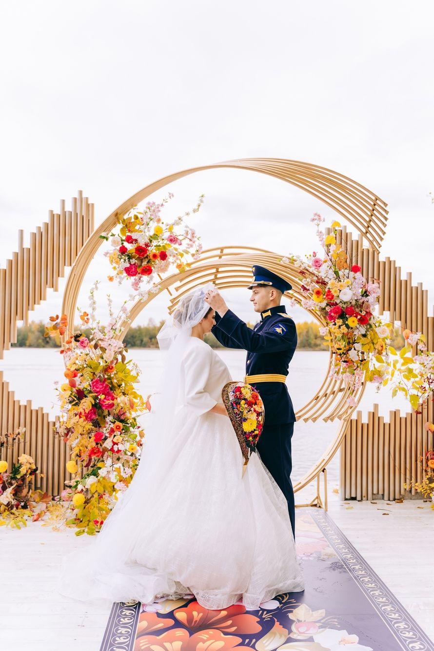 Оформление церемонии