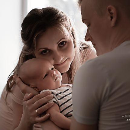 Фотосъёмка малышей до 1 года, 1 час