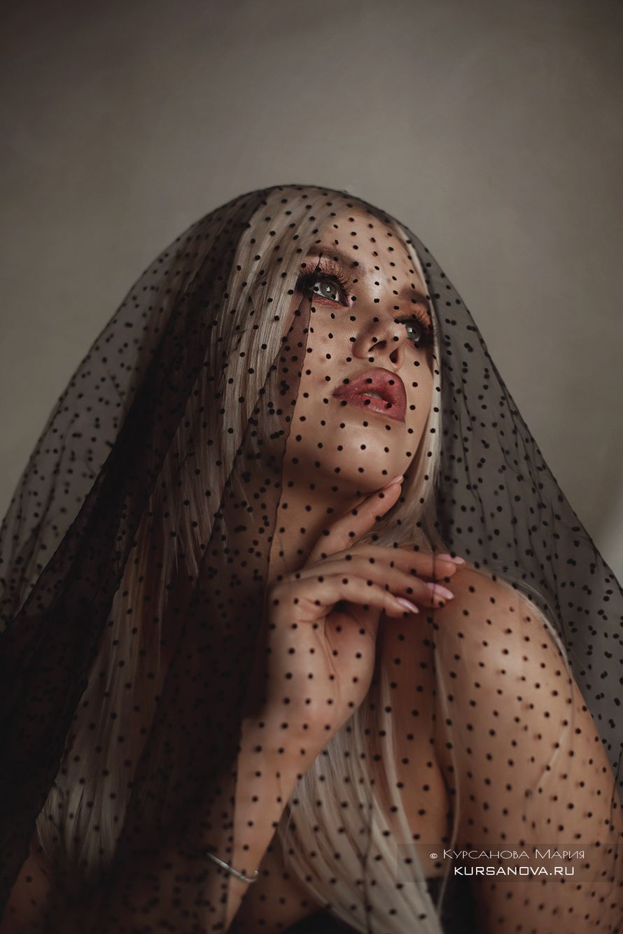 Женский портрет - фотосъёмка
