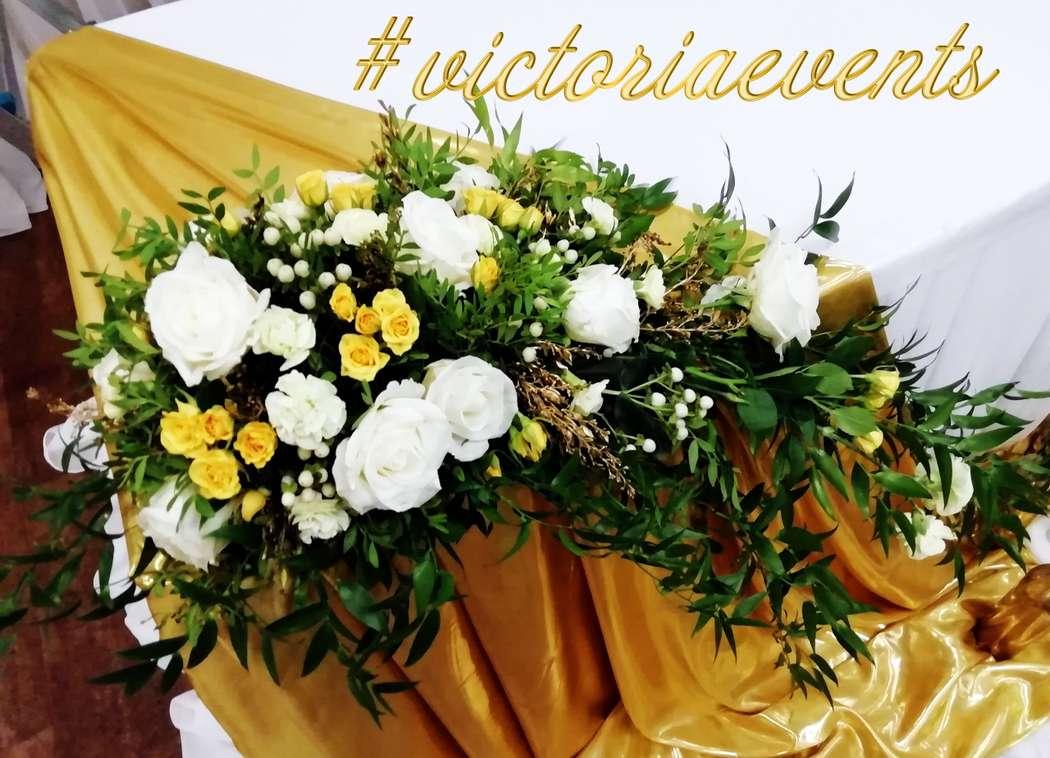 Фото 18313292 в коллекции Свадьба Елены и Владмира - Студия свадебного декора Victoriaevents