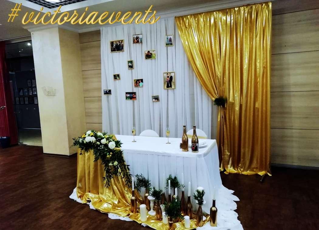 Фото 18313302 в коллекции Свадьба Елены и Владмира - Студия свадебного декора Victoriaevents